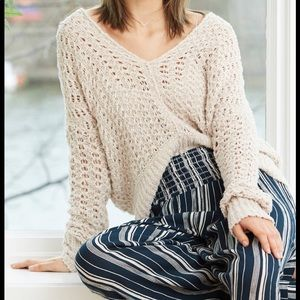 Free People Best of You V-Neck Sweater